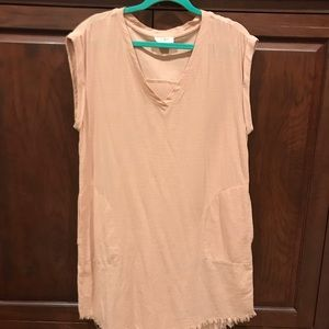 Umgee sz S blush pick dress.